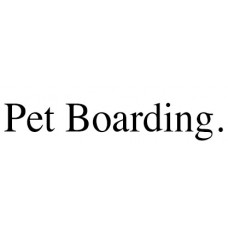 Pet Boarding Discount Voucher